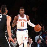 NBA – Frank Ntilikina forfait pour ce soir