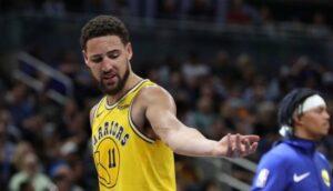 NBA – Le comportement pas cool de Klay Thompson avec les Warriors