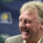 Insolite – L'étrange jeu des Pacers quand Larry Bird rate un lancer franc…