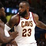 NBA – Top 5 de la nuit : L'oeuvre d'art de Lebron James