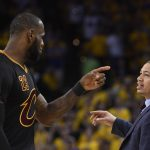 NBA – Tyronn Lue veut procéder à des changements