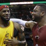 NBA – LeBron James réagit au départ de Dwyane Wade !