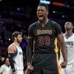 NBA – Top 5 de la nuit : Julius Randle dégomme Mason Plumlee !