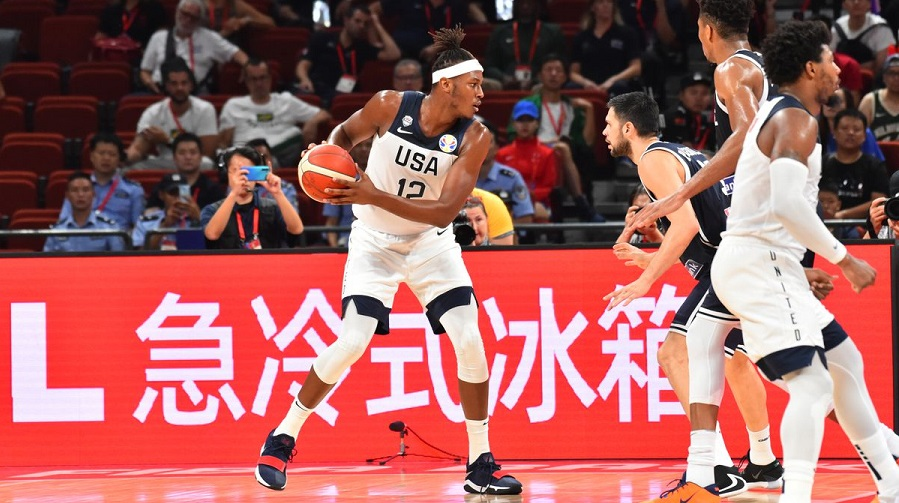 myles turner échec team usa