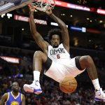 NBA pré-saison – Top 5 de la nuit : DeAndre Jordan s'envole déjà sur la lune