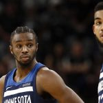 NBA – Top 10 de la nuit : Andrew Wiggins et Karl-Anthony Towns vaporisent le cercle !