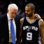 NBA – Gregg Popovich parle du retrait de maillot de Tony Parker lundi