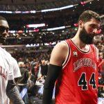 NBA – Bagarre : Mirotic out plusieurs semaines, Portis suspendu par les Bulls