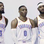 NBA – Highlights : Le trio du Thunder brille face aux Nuggets