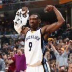 NBA – Memphis va retirer le maillot de Tony Allen
