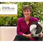 Trophée Alain Gilles : Céline Dumerc lauréate 2017