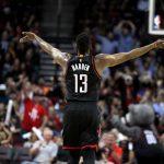 NBA – Top 5 de la nuit : James Harden balance une passe 24 carats !