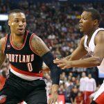 NBA – Programme de la nuit : Les Blazers défient les Raptors, les Nets face au Heat