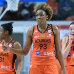 LFB – Récap' J6 : Les favoris gagnent à domicile, le Hainaut surprend Montpellier