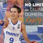 L'édition 4 du Camp «No limit» de Céline Dumerc du 9 au 13 juillet 2018