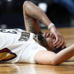 NBA – Anthony Davis échappe à la commotion cérébrale