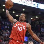NBA – Top 10 de la nuit : Le one-man-show des Raptors !