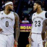 NBA – New Orleans : fond de jeu porté disparu