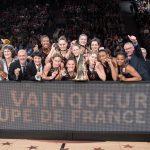 CDF Basket (F) : Les affiches des 8èmes de finale sont connues !