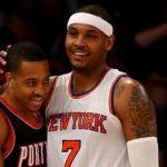 NBA – Carmelo Anthony aurait pu accepter un trade vers Portland