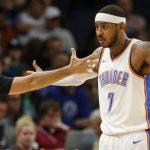 NBA – Pour Carmelo Anthony, la communication est rompue entre joueurs et arbitres