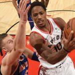 NBA – Joueurs de la semaine : Towns et DeRozan récompensés