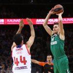 Euroleague – MVP J9 : Un Edgaras Ulanovas record dans la victoire du Zalgiris Kaunas