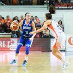EuroLeague Women – Récap' J5 – Une bien mauvaise journée pour nos clubs français