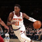 NBA – La maturité de Frank Ntilikina impressionne les Knicks