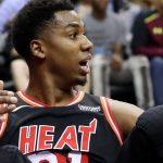 NBA – Hassan Whiteside inquiet pour son genou