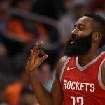 NBA – James Harden va continuer de jouer malgré la douleur