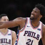 NBA – Highlights : Joel Embiid écrase la raquette des Lakers