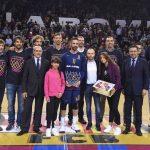Euroleague – Résultats J9 : Le Barça honore Navarro par une large victoire, Vitoria enchaine un troisième succès de rang