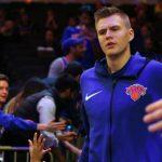 NBA – Kristaps Porzingis vise deux trophées cette saison