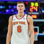NBA – Kristaps Porzingis pense pouvoir devenir le meilleur joueur en NBA