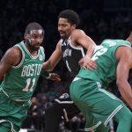 NBA – Kyrie Irving pas vraiment fan de son masque