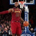 Insolite – LeBron James squatte 2K pour faire progresser les Cavs !