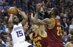 NBA – L'écrasante domination de LeBron sur Kemba Walker continue