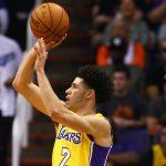 NBA – Un changement de tir pour Lonzo Ball ? Pas avant l'été prochain