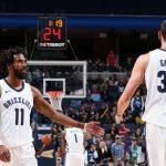 NBA – Le GM des Grizzlies ne veut pas trader Marc Gasol ou Mike Conley
