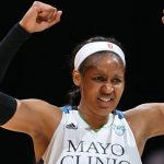 WNBA – Maya Moore reçoit le titre «Performer of the year»2017