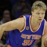 NBA – Mindaugas Kuzminskas coupé par les Knicks pour faire de la place à Joakim Noah