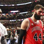 NBA – Nikola Mirotic a accepté les excuses de Bobby Portis