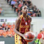 EurocupWomen – Olivia Epoupa quitte Galatasaray