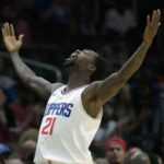 NBA – L'attitude ridicule de Pat Beverley quand il a appris la venue de Kawhi et PG