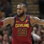 NBA – Top 10 de la nuit : LeBron James reste le roi