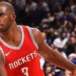 NBA – Chris Paul devrait être de retour jeudi soir