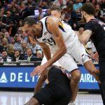 NBA – Plus de peur que de mal pour Rudy Gobert