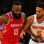 NBA – Les Rockets cassent la dynamique des Knicks d'une large victoire