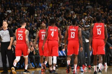 houston rockets 2019